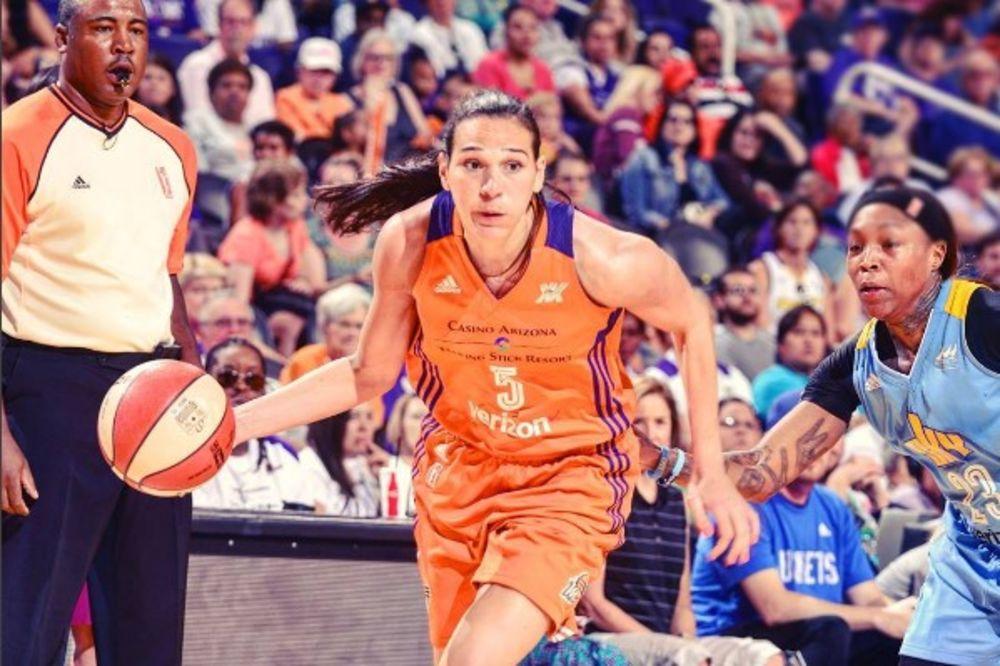 SRPKINJE USPEŠNE U WNBA: Pobede ekipa Sonje Petrović i Ane Dabović