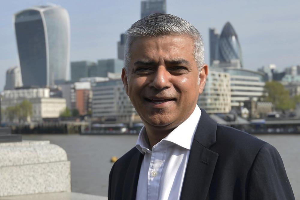 GRADONAČELNIK LONDONA: Evropljani su i dalje dobrodošli u našem gradu