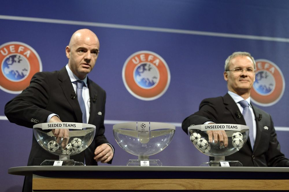 BIO SAM SVEDOK: Blater otkrio kako se u UEFA nameštao žreb sa hladnim i toplim kuglicama