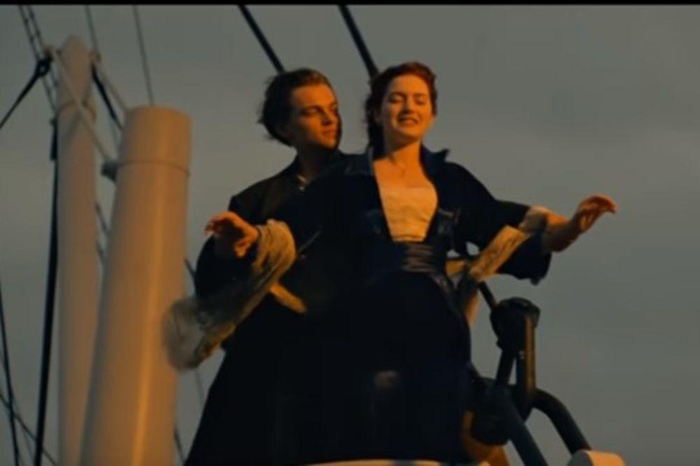 (VIDEO) Leonardo Dikaprio zamalo nije glumio u Titaniku! Evo koji glumac je želeo njegovu ulogu