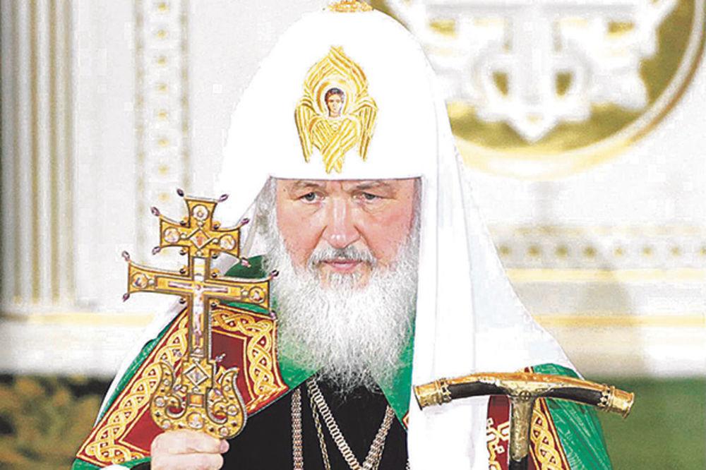 Patrijarh Kiril, Foto: AP