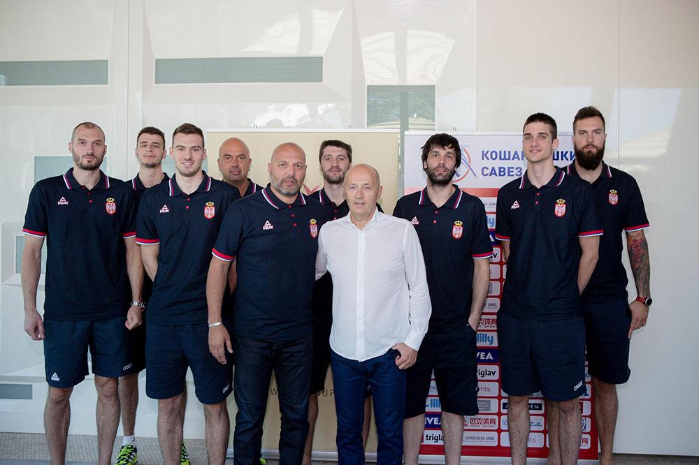 MK Group nastavlja sa podrškom Košarkaškom savezu Srbije