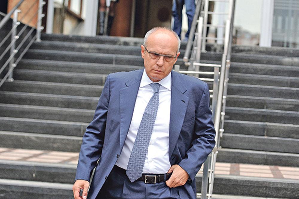 POKUŠAJ UBISTVA BEKA: Saslušan Aleksandar Zdravković, određeno mu 30 dana pritvora
