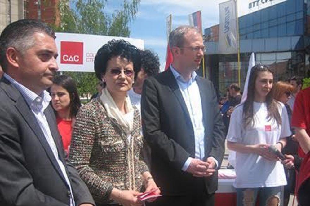 TADIĆ ODLUČIO: Raspušten odbor SDS u Vranju zbog koalicije sa naprednjacima