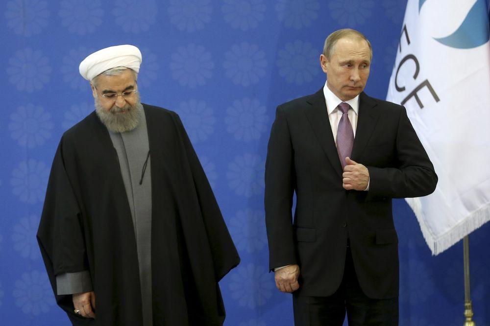 RUSKO-IRANSKI SAVEZ U SIRIJI NA RASKRSNICI: Da li je Moskva upala u zamku Vašingtona?