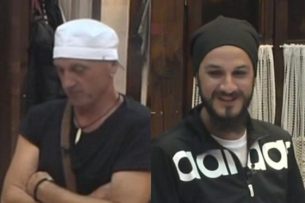 PLJUVANJE TOKOM NOMINACIJE NA FARMI: Miki Mećava i Crni poslati u izolaciju!