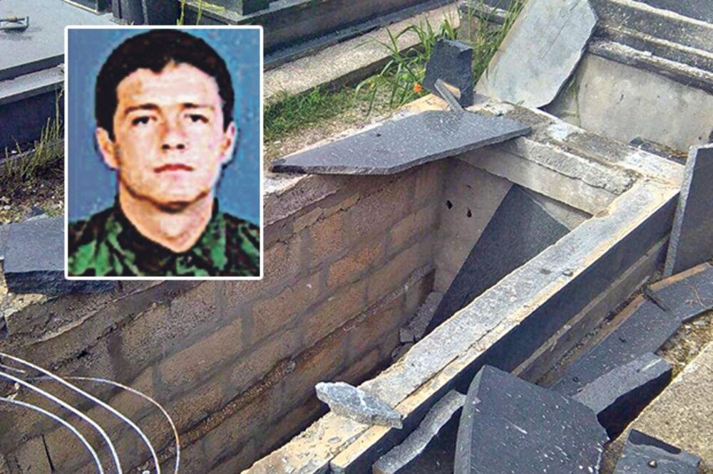 RAZNET EKSPLOZIVOM: Kome smeta grob mrtvog kriminalca iz Bara