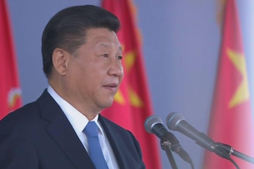 KRUNA POSETE KINESKOG PREDSEDNIKA Đinping: Železaru Smederevo je spaslo prijateljstvo Srbije i Kine