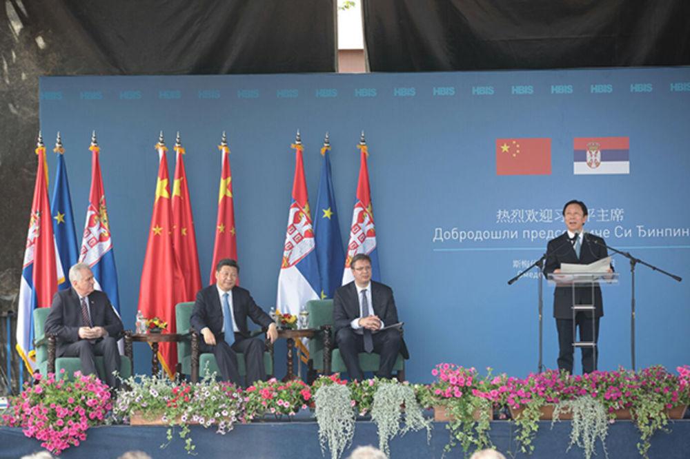 PREDSEDNIK KOMPANIJE HESTIL JONG: Železara Smederevo će biti najbolja u Evropi