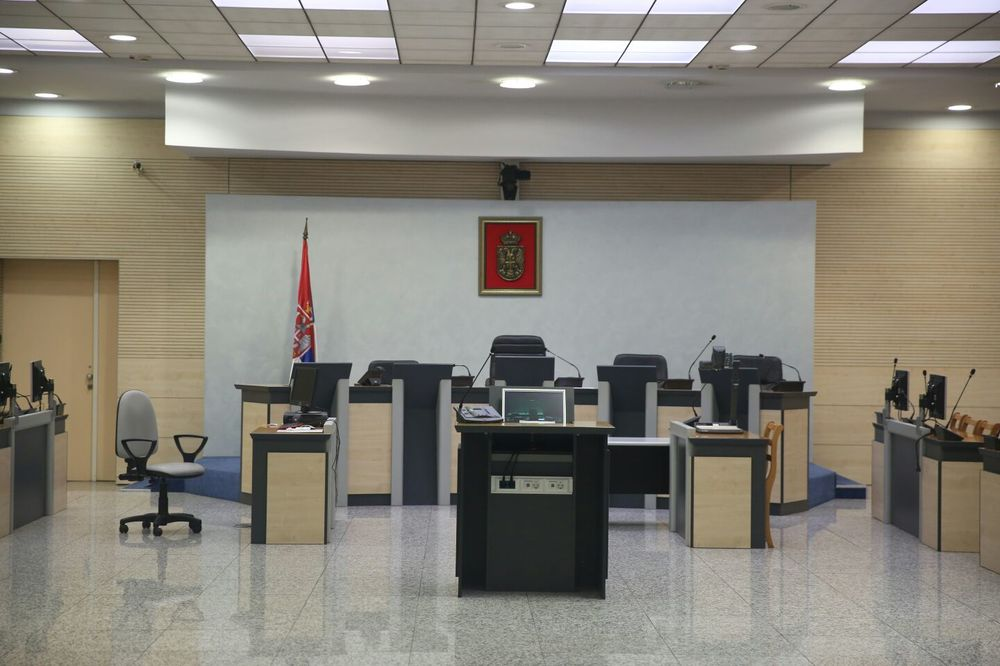SPECIJALNI SUD: Određen pritvor predsednicima sudova zbog korupcije