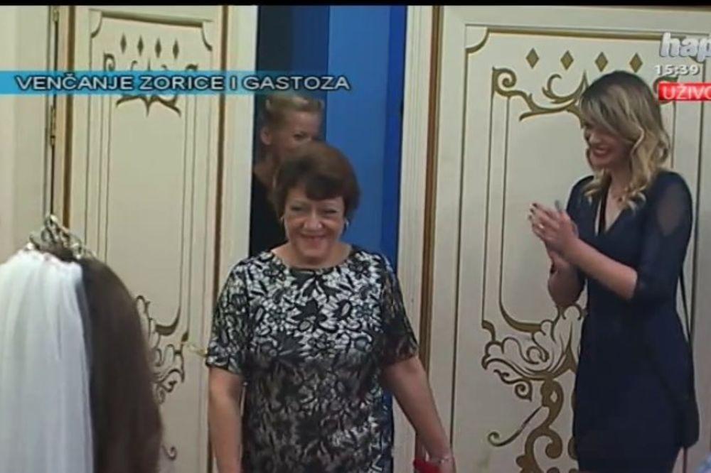 SUDBINA IM DALA ZNAK: Evo koja neverovatna stvar se desila Gastozovoj majci pre venčanja!