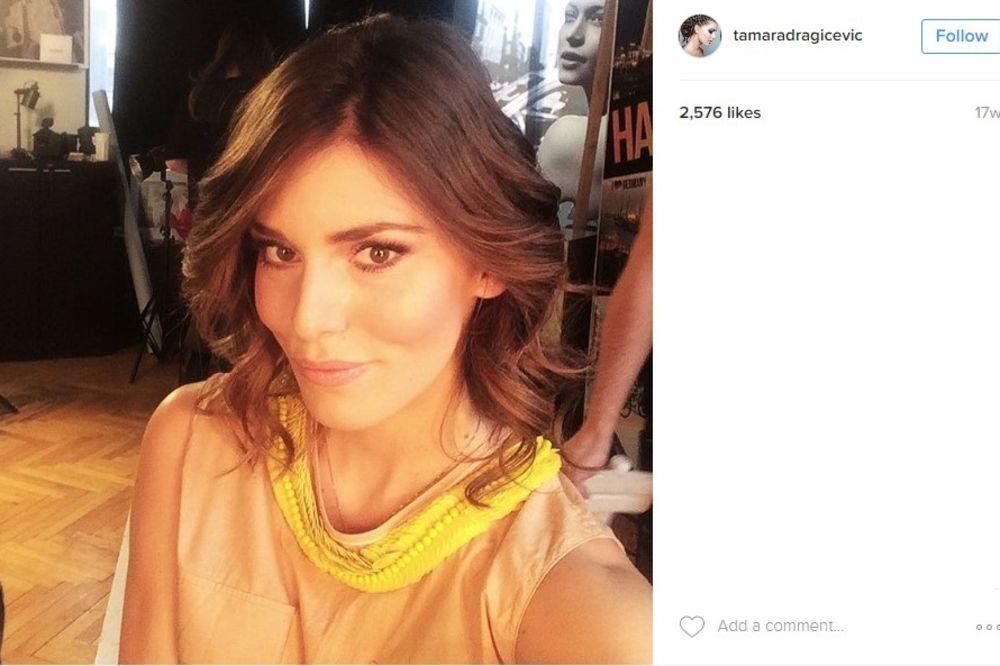(FOTO) GLUMICA SUPER TRUDNICA: Tamara izgleda bolje nego ikada, a evo i kako