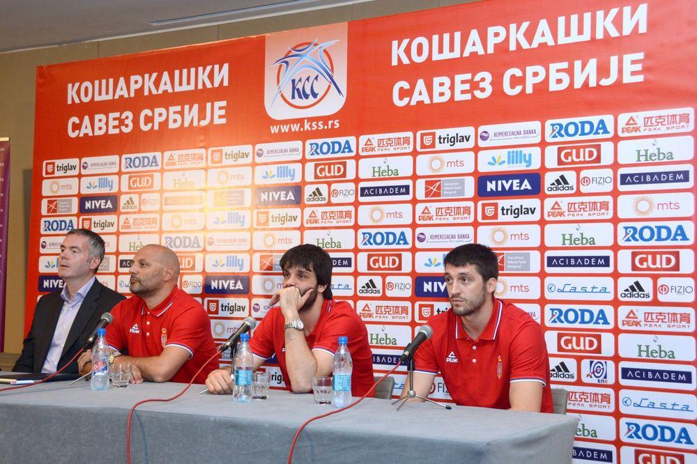 Počela prodaja ulaznica za duel košarkaša Srbije i Francuske