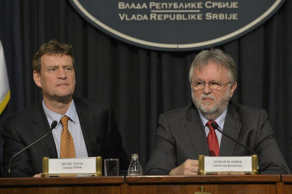 MMF: Plate i penzije u Srbiji ne mogu da se povećavaju