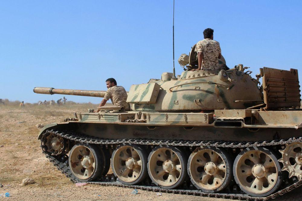 AMERIČKI GENERAL PRIZNAO: Nemamo strategiju za borbu protiv džihadista u Libiji