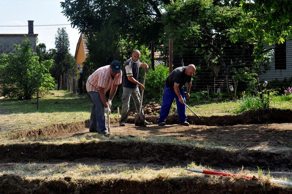 (FOTO) VELIKO OTKRIĆE U MAĐARSKOJ: Pronađeni ostaci džamije Mehmed-paše Sokolovića
