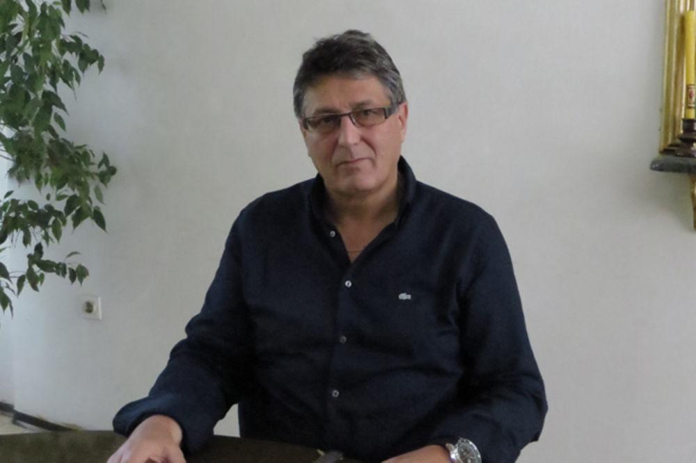 Direktor niške Hitne pomoći Slavoljub Živadinović