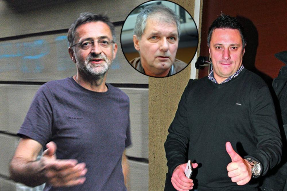 Andrija Milošević, Zoran Cvijanović, Foto Dado Đilas, Stefan Jokić, Damir Derviš