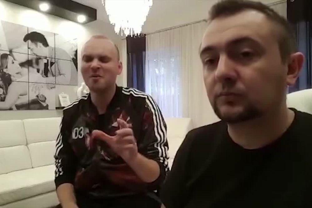 (VIDEO) EMOTIVNO: Danijel Alibabić predstavio deo nove pesme