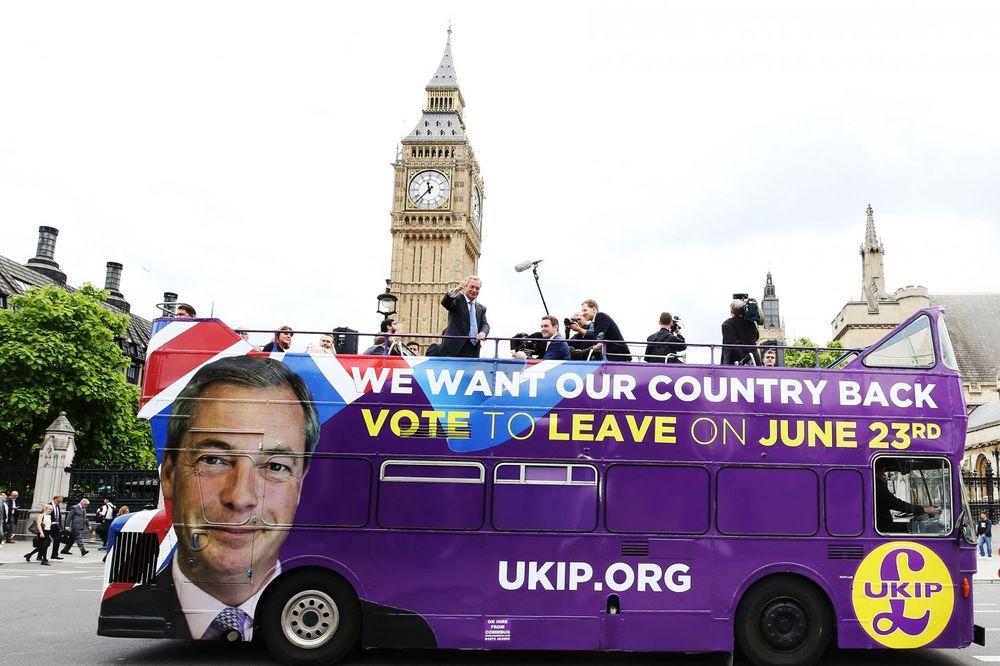 KOME ĆE DA PRESEDNE: Britanci najavili rezultate Bregzit referenduma sutra oko doručka