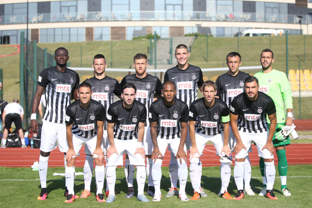 PRVA PROVERA CRNO-BELIH: Partizan sa penala poražen od APOEL-a