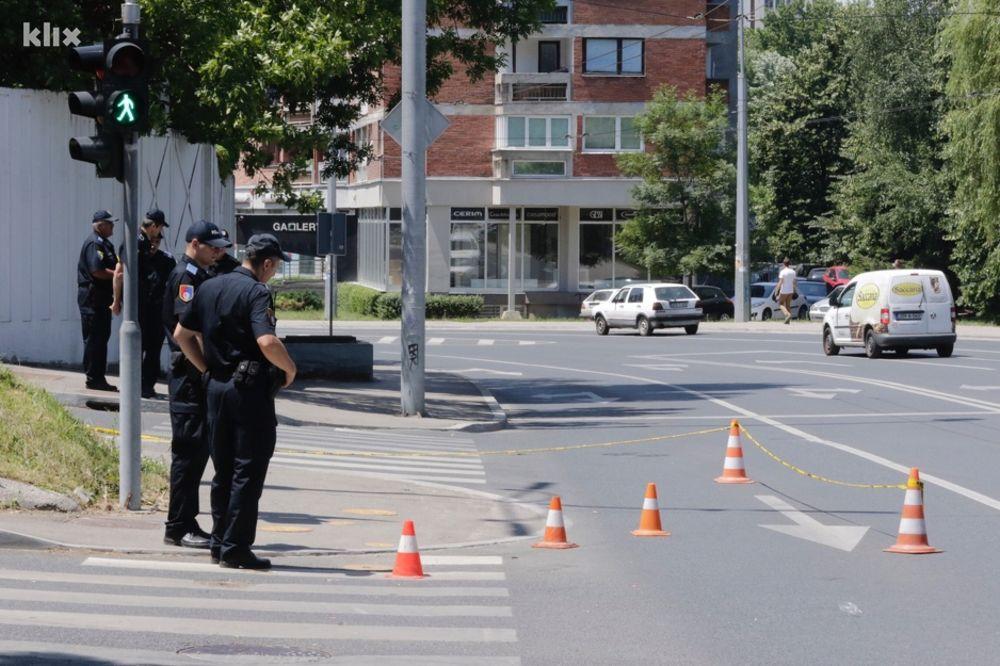 FILMSKA PUCNJAVA U SARAJEVU: BMW-om pokušali da pregaze policajce, oni im uzvratili pucnjavom