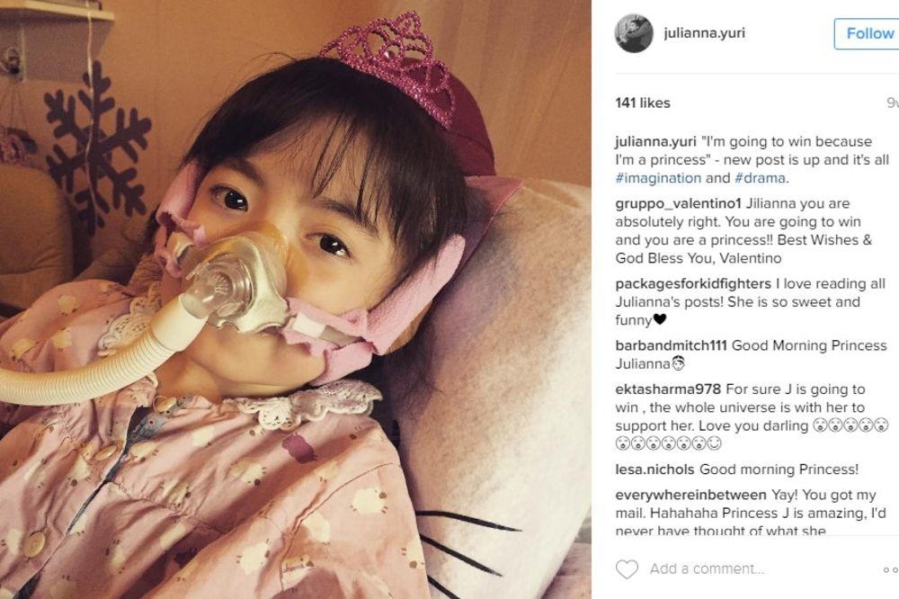 PRIČA ZBOG KOJE ĆETE PLAKATI: Bolesna devojčica čekala je smrt sređena kao princeza