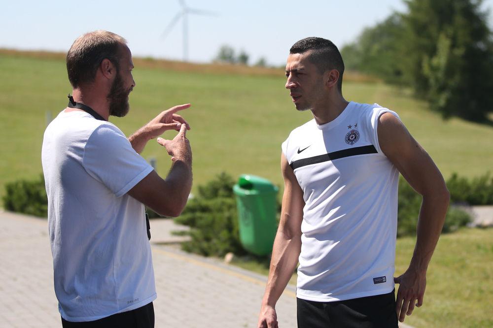 (VIDEO) ĐURĐIĆ SE UKLAPA: Partizan je ekipa sa velikim potencijalom