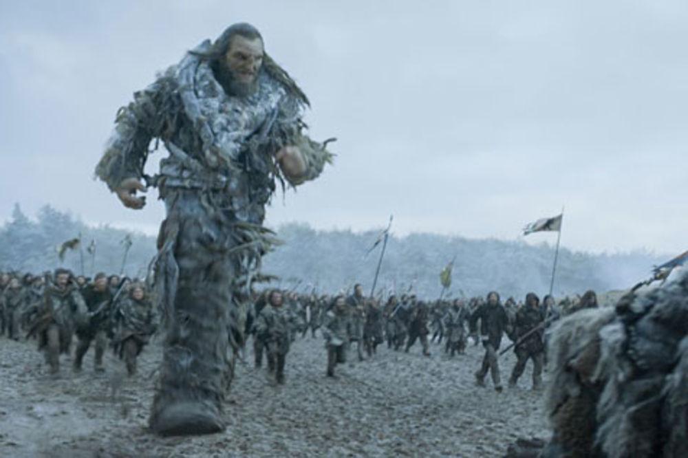 """Ko je ogroman div iz serije, Ko je ogroman div iz serije """"Game of Thrones"""", Gradski Magazin"""