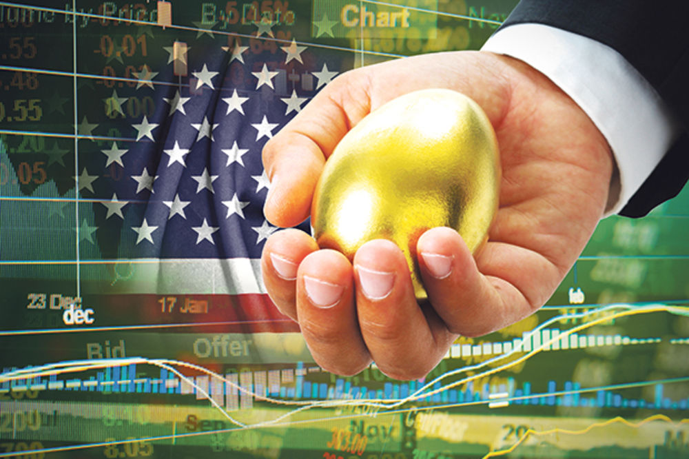 ISTORIJSKI PAD FUNTE: Investitori beže u zlato i dolar