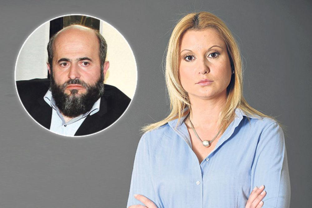 SVAĐA: Aleksandra Jerkov napala Zukorlića: Ti ćeš da nam obrazuješ decu, lažove
