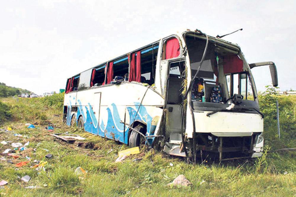 NESREĆA KOD ALEKSINCA: Jelen i kamen ubili slovačke turiste?!