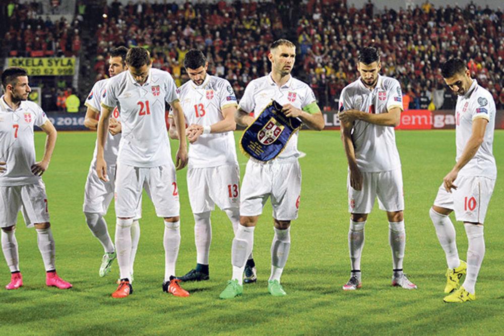 SAOPŠTIO FSS: Ulaznice za utakmicu Srbija - Irska od 400 dinara