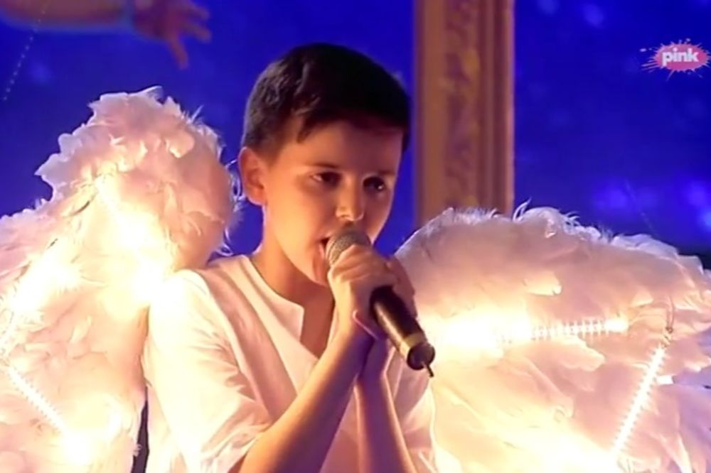 (VIDEO) ON JE BOŽIJE DETE: Od Markovog nastupa nećete prestati da se ježite!