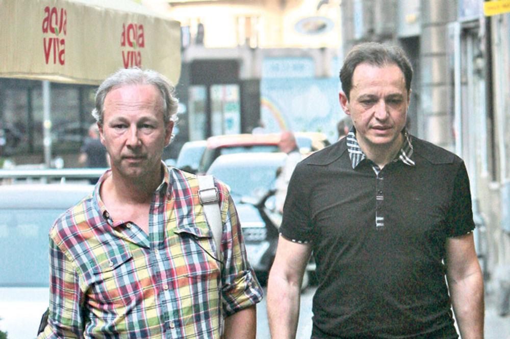 Slobodan Milosavljević i Goran Ćirić