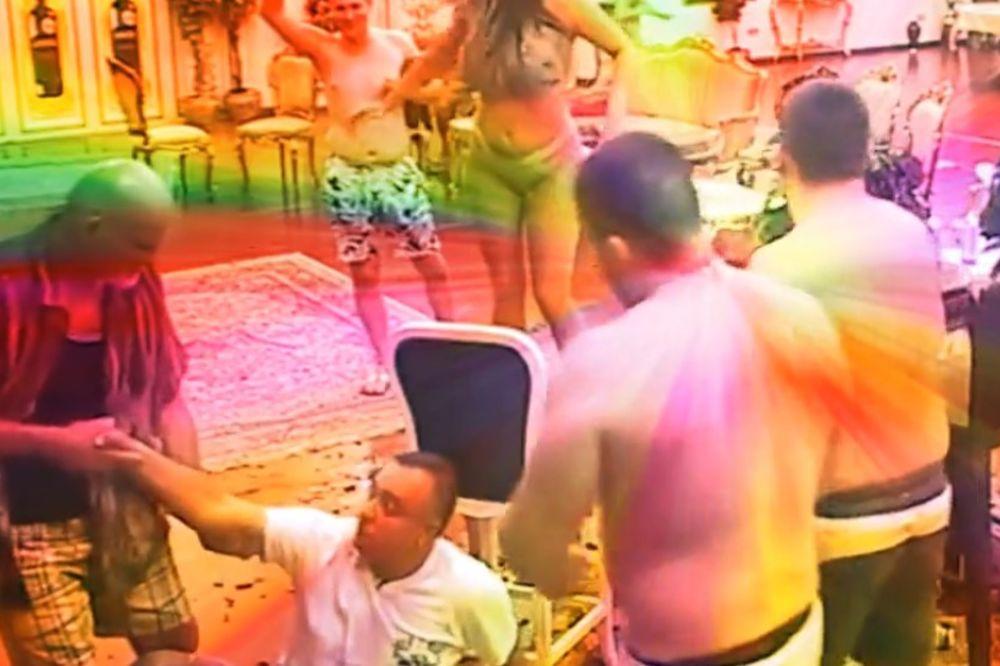 (VIDEO) NEĆE MOĆI ANAMARIJI NA OČI: Bumbar se napio ko letva pa se valjao po podu