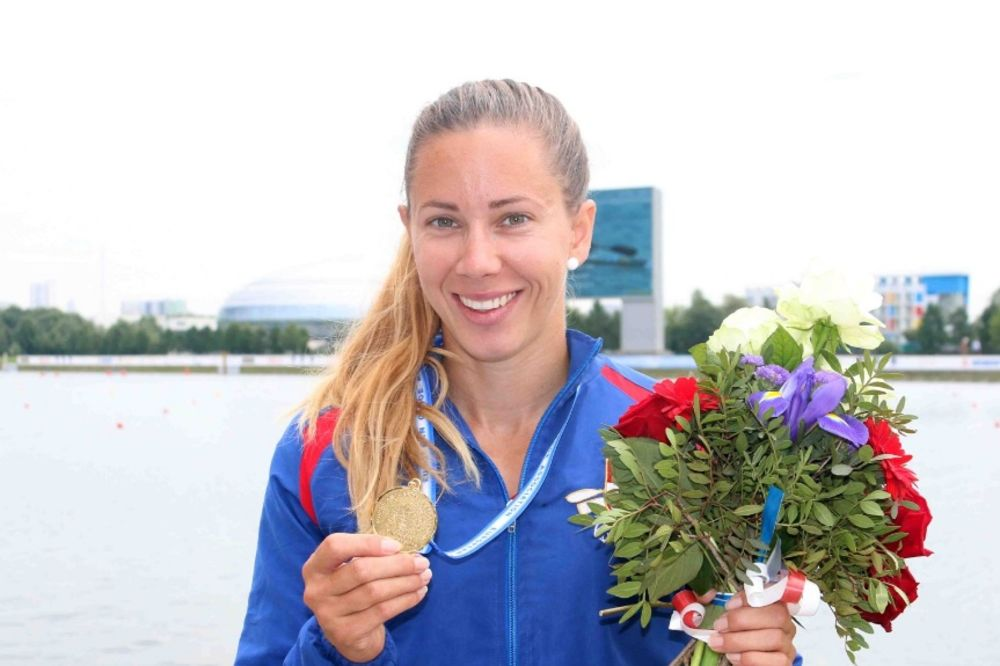 TREĆA NA PLANETI: Kristina Bedeč osvojila bronzanu medalju na Svetskom prvenstvu