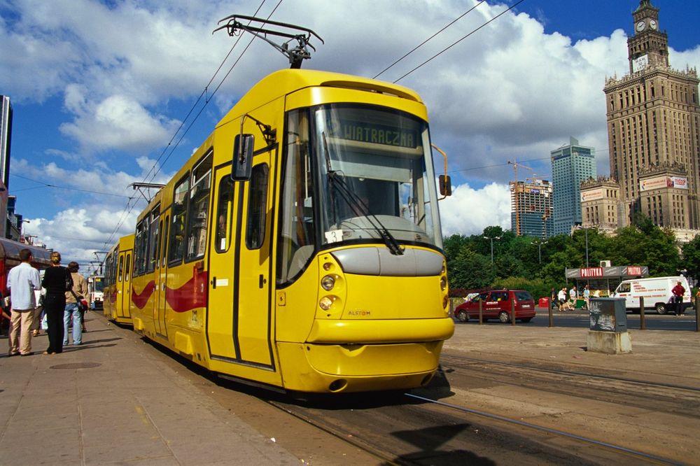 ŠOFERU POBEGLO VOZILO: Prazan tramvaj se vozio 2 kilometra po centru grada