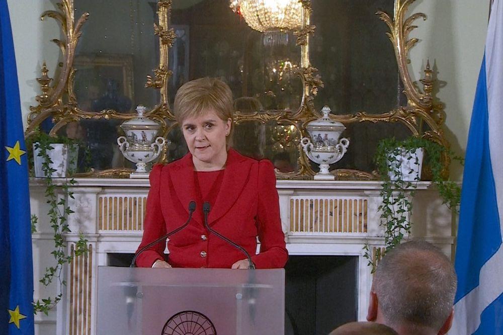 KRAH BRITANIJE: Škotska na korak od otcepljenja