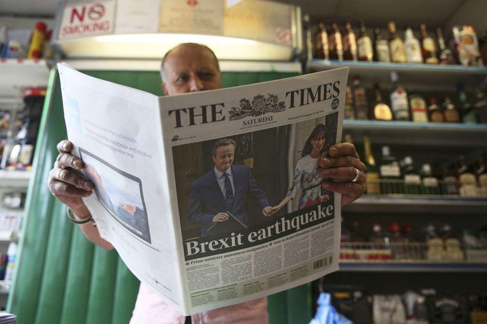 GLAVNA DILEMA STRANIH RADNIKA: Da li će zbog Bregzita morati napustiti Britaniju?