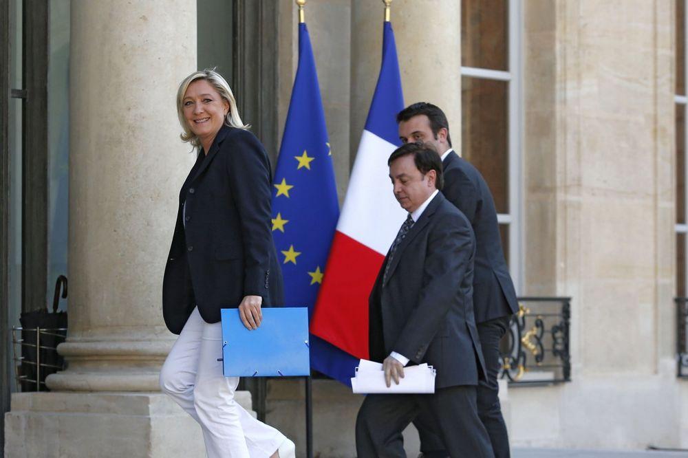 PARIZ BESAN ZBOG BREGZITA: Po svaku cenu sprečiti Mari Le Pen da pokrene Fregzit