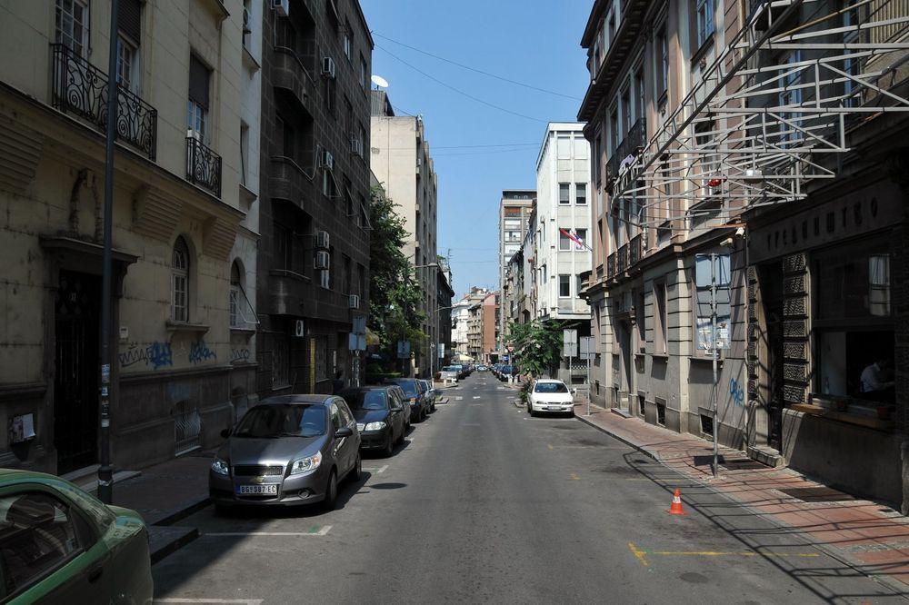 KVAR NA ELEKTROKABLU: Zatvoren deo Vlajkovićeve ulice za saobraćaj