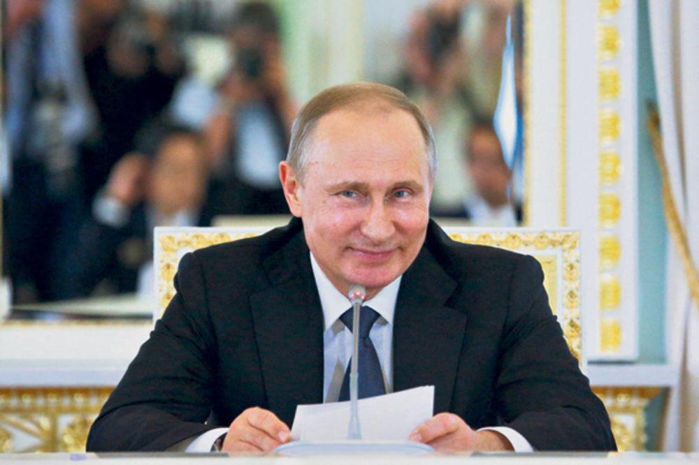 SLAVI RASPAD EU: Putin pobedio i osvojio Balkan!
