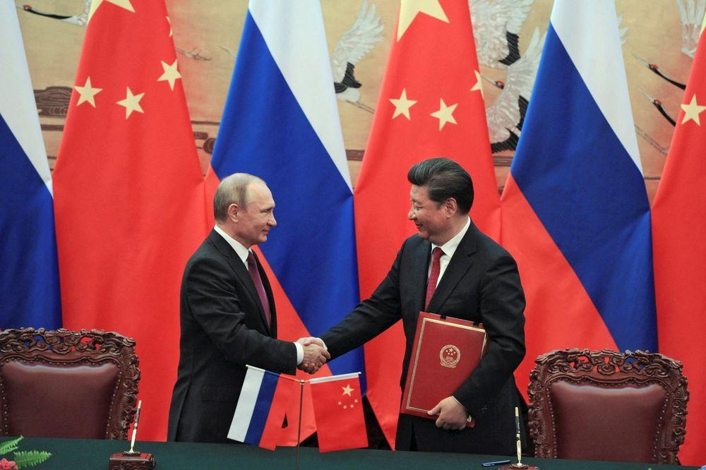 PUTIN U POSETI PEKINGU: Sveobuhvatno i strateško partnerstvo Rusije i Kine