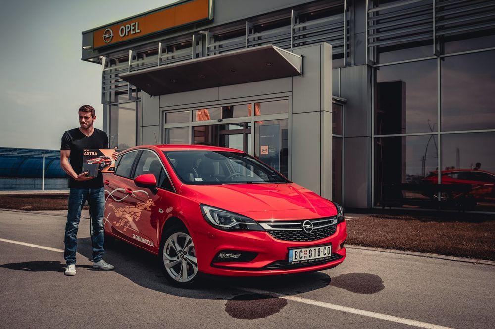 NOVA ASTRA ZA ČABU SILAĐIJA: Sa Opelom do olimpijske medalje!