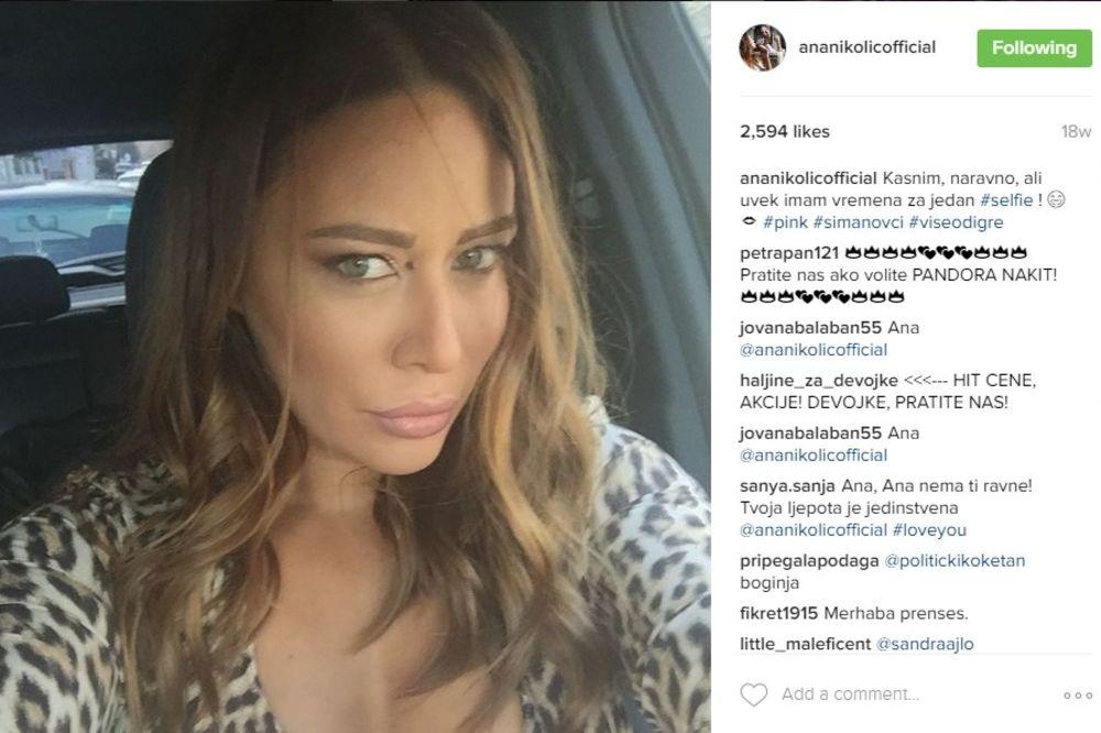 (FOTO) VEŠTO GA KRILA: Ana Nikolić pokazala brata, žene odlepile!