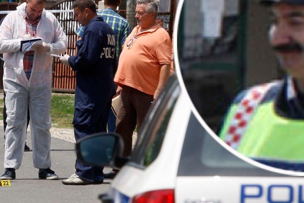 STRAVIČAN ZLOČIN U MEĐIMURJU: Policajac ubio pred detetom (5) dve žene zbog propale veze!