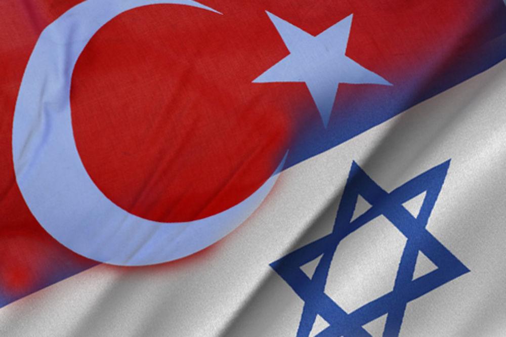 ISTORIJSKO POMIRENJE: Izrael i Turska potpisale sporazum o obnavljanju diplomatskih odnosa