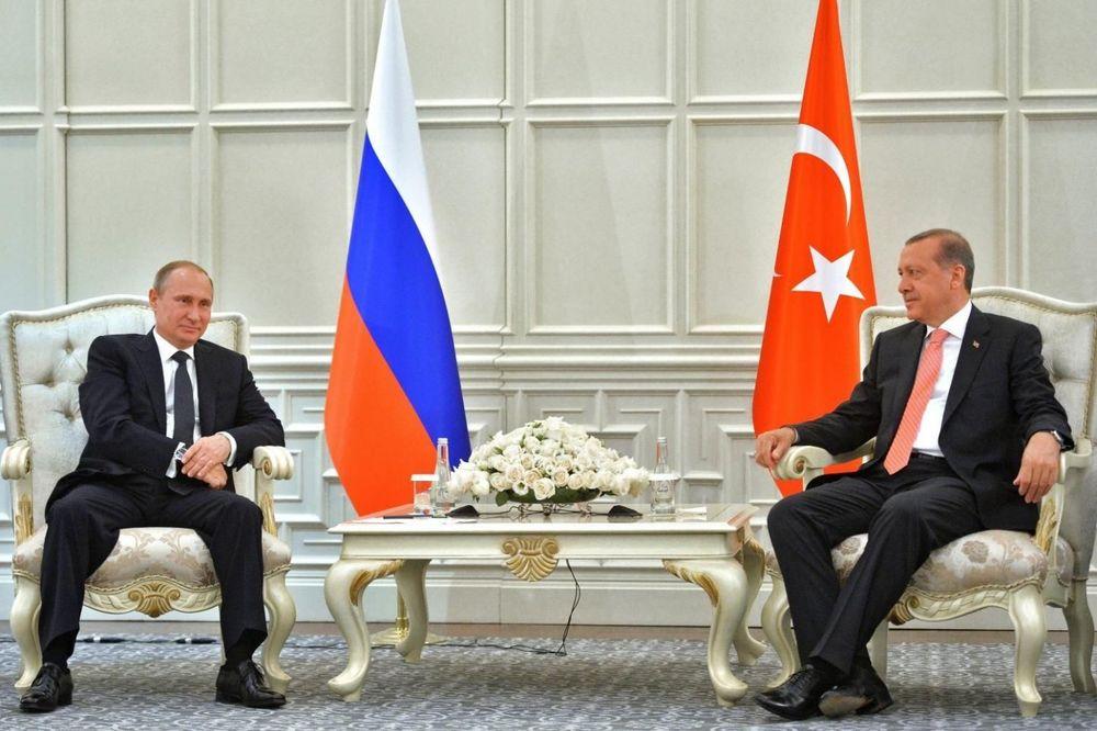 (VIDEO) ISTORIJSKA POBEDA MOSKVE: Erdogan se izvinio Putinu zbog pogibije ruskog pilota!