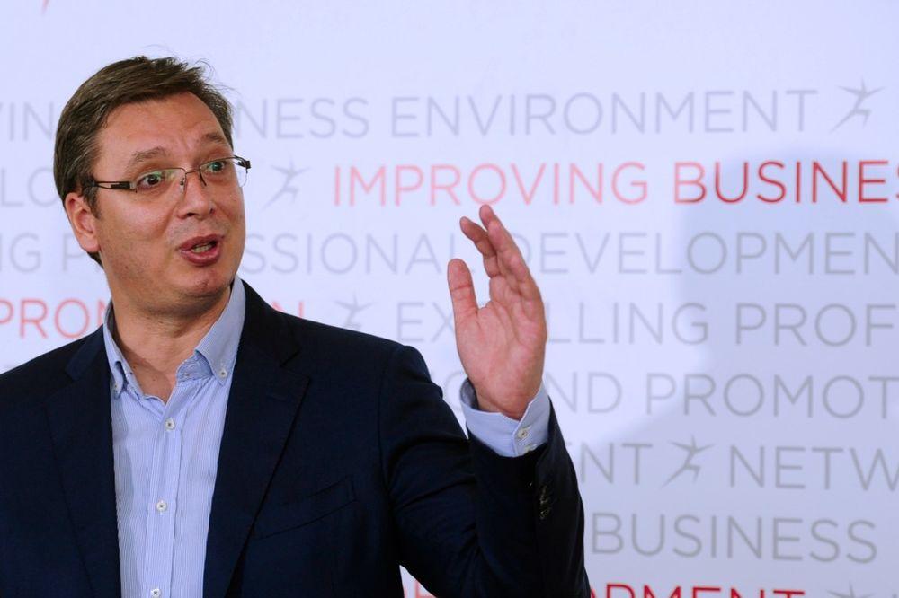 Vučić: Srbija vodi politiku neutralnosti, svako ima pravo da organizuje skupove za NATO ili Rusiju